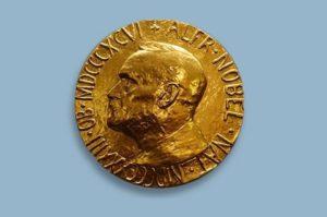 Médaille du Prix Nobel de la paix